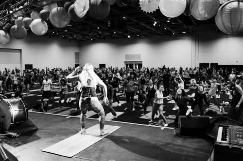 Brisbane Yoga festival