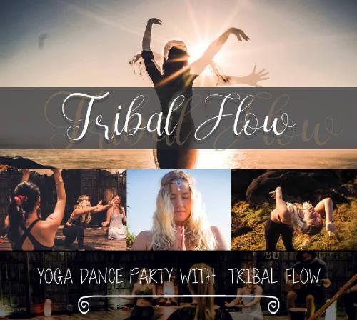 Tribal flow Poster
